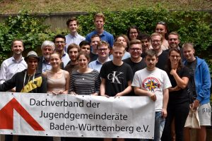 Engagement: Zu finden bei Jugendgemeinderäten in Baden-Württemberg!