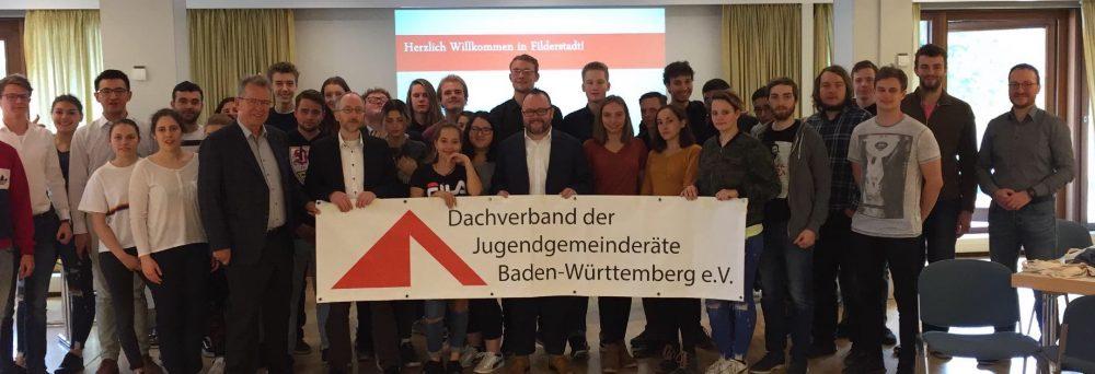 Dachverband der Jugendgemeinderäte Baden-Württemberg e.V.