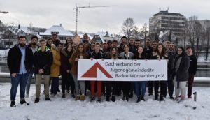 Jugendgemeinderäte wählen Vertreter – Mitgliederversammlung 2018