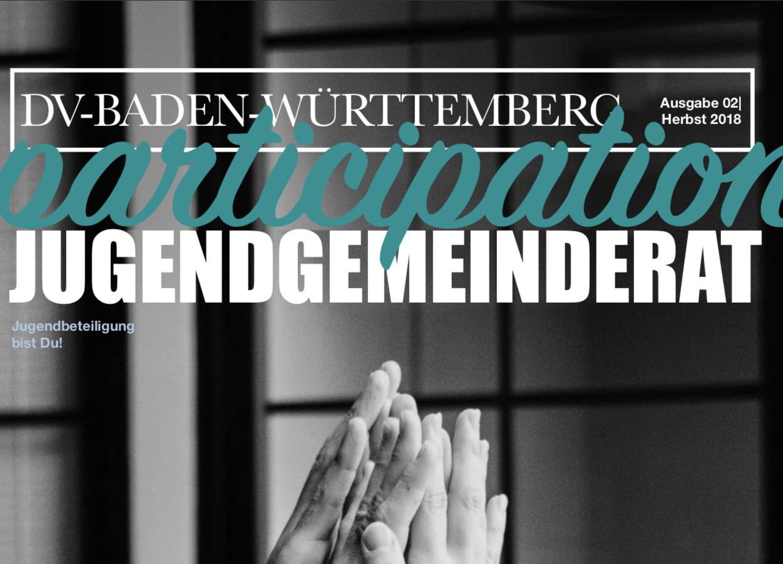 """Die Herbstausgabe von """"participation"""" ist da!"""