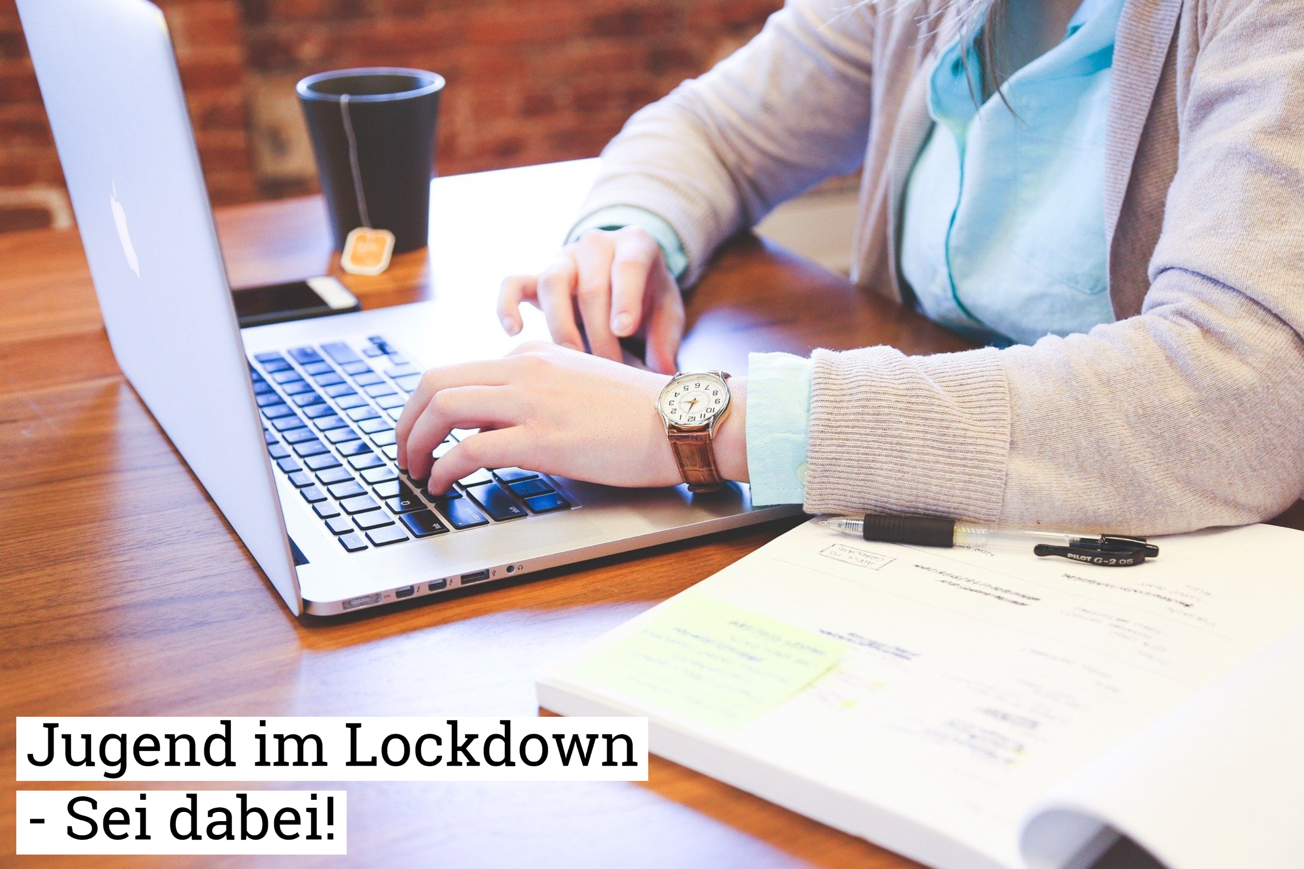 You are currently viewing Jugend im Lockdown – Sei dabei!